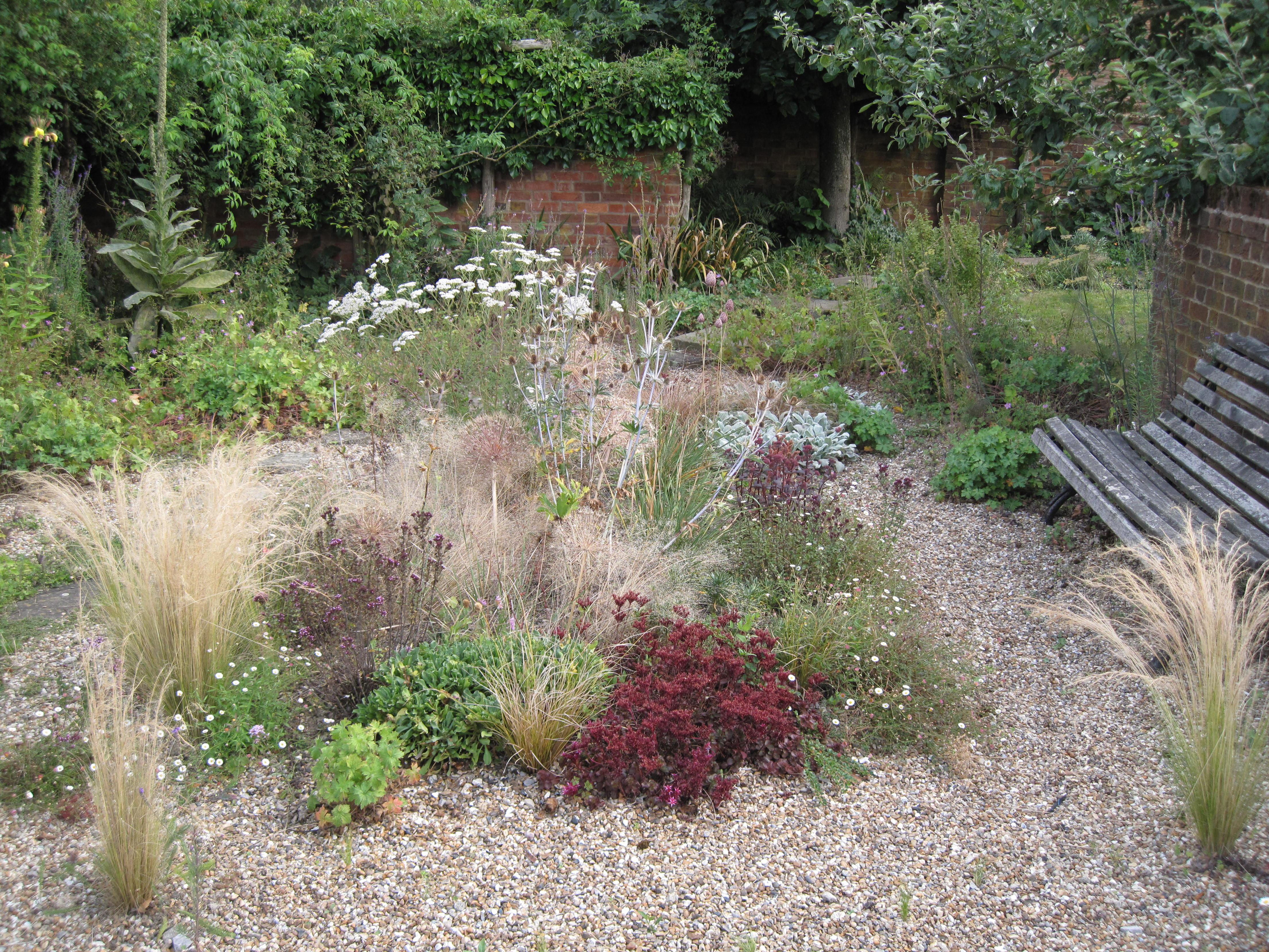 Photos Reg Wickings Garden Designer